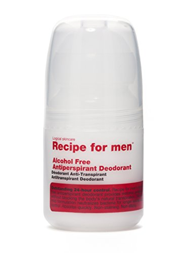 Preisvergleich Produktbild Recipe for men Deodorant Deo Roll-on