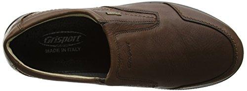 Grisport Herren Melrose Slip-On Schuhe Braun (Brown)