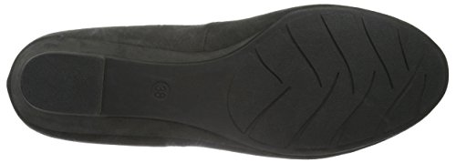 Marco Tozzi 22200, Ballerines femme Gris (ANTHRACITE COM 234)