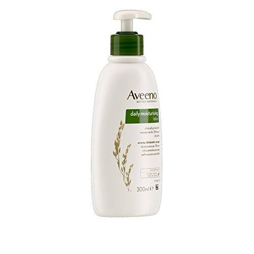 31gS2513s4L - Aveeno Daily Moisturising Lotion 300 ml [Packaging May Vary]
