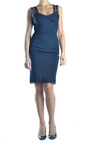 ermanno-scervino-femme-mcbi116008o-bleu-viscose-robe