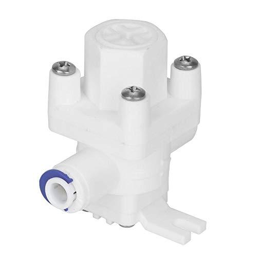 """Valvola di riduzione della pressione, 1/4\""""Quick Fitting Riduttore di pressione della valvola di montaggio per depuratore d\'acqua ad osmosi inversa, macchina per bevande dirette"""