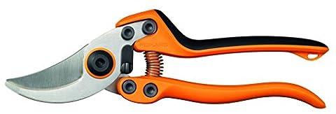 Fiskars 1020203 Sécateur professionnel/absorbeur de choc Orange 21 x 6,2 x 2 cm