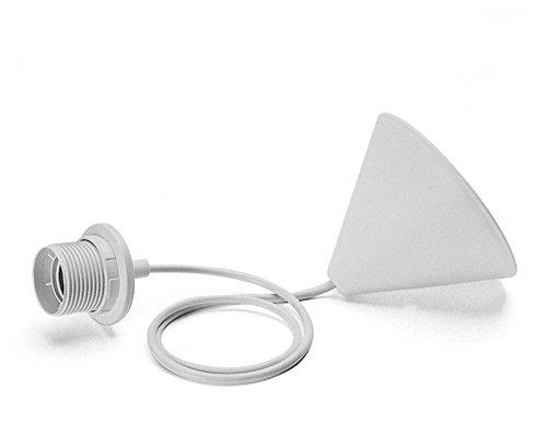 Lampadario Rosa Cameretta : Lampadario sospensione trasparente stelline per camera cameretta