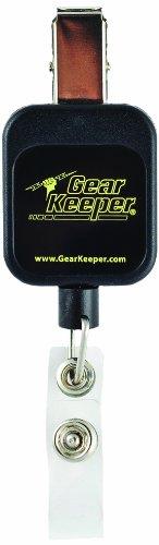 Gearkeeper HHI-RT5-5813 Porte-Carte d'identité, avec mécanisme déroulant, Noir Taille Unique