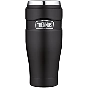 Tasse /à caf/é isotherme de tir /à larc en acier inoxydable