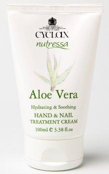 Cyclax Sonnenschutzlotion nutressa Aloe Vera Hand und Nagel Behandlung Creme 100ml