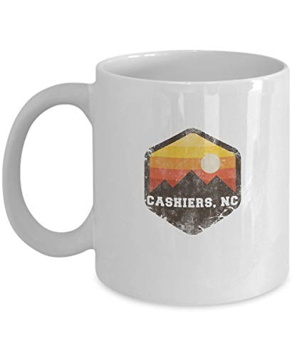 funny cat Kaffeetasse North Carolina & ndash; Kasse NC - State Gift & ndash; 321,97 ml Keramikbecher