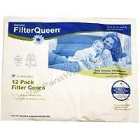 Filter Queen FilterQueen Majestic - 12 conos de vacío auténticos