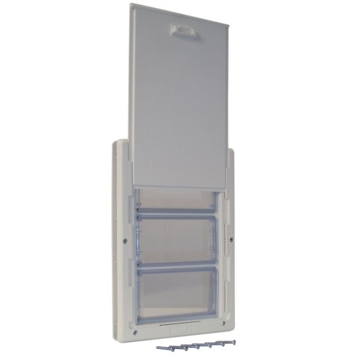 Artikelbild: Perfect Pet Multi-Flex Pet Door Flap Inner Telescoping Frame Lock Extra Large