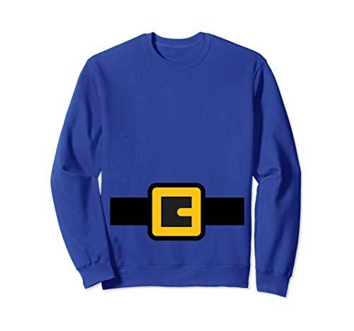 Zwergelf Zwerggggruppe Halloween-Kostüm Passende Outfits Sweatshirt