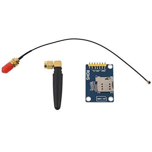 TOOGOO Sim800L Gprs gsm Module Micro-Sim Core Board Quad-Band per