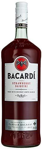 Bacardi Frozen Daiquiri Premix Erdbeere (1 x 1.5 l) -