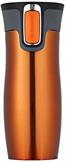 Contigo West Loop Thermal Mug, Tangerine, 470 ml (B00BUL620U)   Amazon price tracker / tracking, Amazon price history charts, Amazon price watches, Amazon price drop alerts