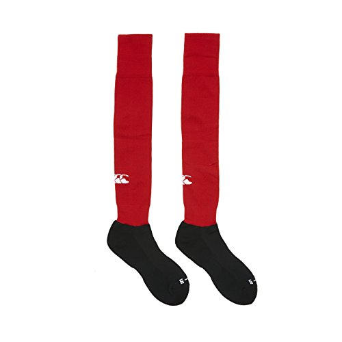 canterbury-plain-playing-sock-red-large