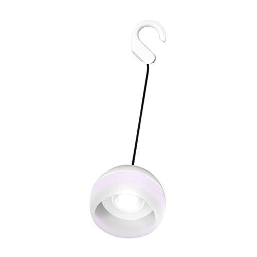 Preisvergleich Produktbild LED Hängelampe Lampe Laterne 4 LEDs Camping Zeltlampe Leuchte Lampion Flexibel ( 1-5 Stück )