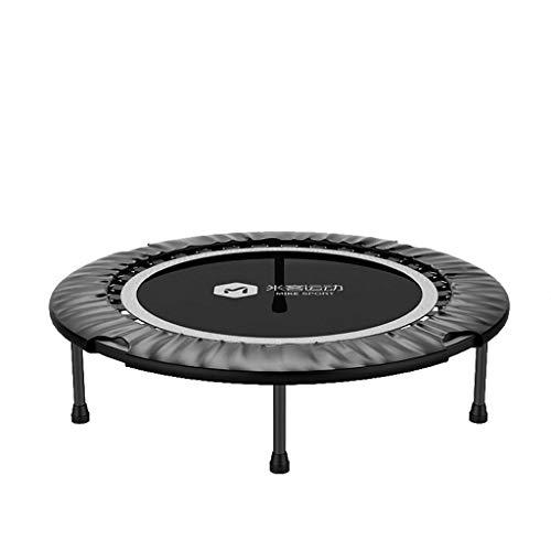 Fitness Mini-Trampolin-100Cm/40 Zoll Professionelles Fitnessstudio Rebounder Für Körperübungen und Cardio-Workouts, Maximalgewicht Von 150Kg/330Lbs,Black