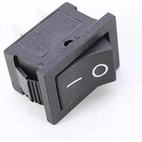 1Pcs 2Pin Snap - in on / off Rocker Switch controllo (Snap In Rocker Switch)