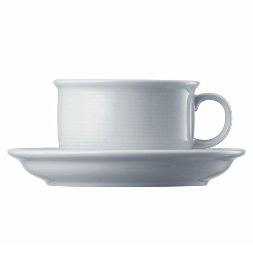 Thomas' Trend Set de 1 Tasse et Assiettes à Petit-déjeuner Blanc 0,40 l