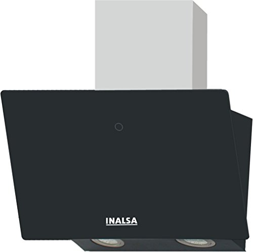 Inalsa Ritz 60tcac 60 Cm Cooker Hood Chimney (black)
