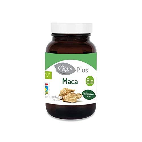 MACA BIO, 100 + 20 CAP 560 mg
