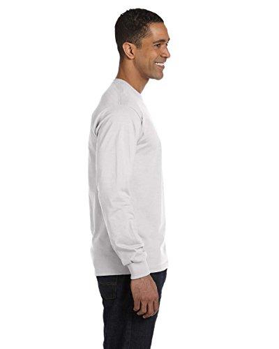 The Elevators auf American Apparel Fine Jersey Shirt Grau - Ash