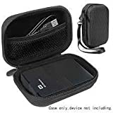 "Cables Kart Hard Disk Drive Pouch case for 2.5"" HDD Cover"