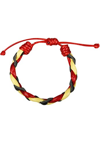Capelli New York Armband 'BR-43317-GE', Groesse:OS, farbe:red combo (43317)