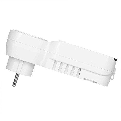 Das Beste Ts-4000 Multi-funktion Thermostat Timer Schalter Buchse Mit Sensor Sonde Hell In Farbe Werkzeuge