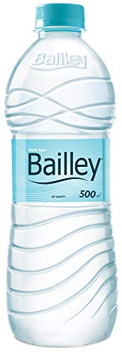 Bailley Packaged Drinking Water 500 ML Pack of 24
