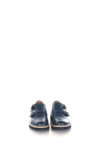 Scarpa Uomo Barbati 39 Blu Sc-b320cru Primavera Estate 2016