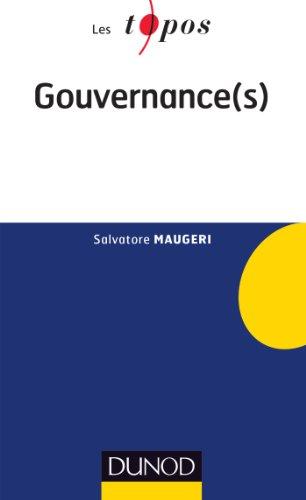 Gouvernance (s) par Salvatore Maugeri