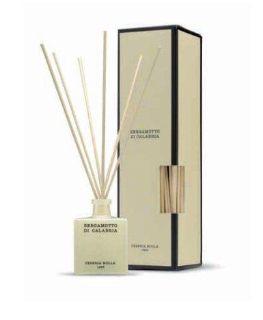 TUBEROSE & JASMINE. Fragancia para hogar.Ambientador de hogar MiKado Premium expansión lenta de aroma, mediante varillas. Envase 100 ml.