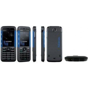 Nokia 5310 XpressMusic Movil Movistar Libre (2 MP, 30 MB memoria interna) Azul
