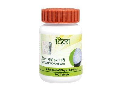VADMANS Patanjali Medohar Vati, 300 Tablets (3 x 100)