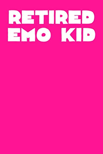 """1b6688a926e2 Retired Emo Kid: Ukulele Tab Notebook 6""""x9"""" 120 Pages"""