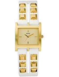 Guess W85090L1 – Leder gold Damen Uhr