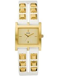 Guess W85090L1–Leder gold Damen Uhr