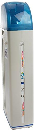 Descalcificador de Agua W2B700 de Water2Buy | Sistema de Tratamiento de Agua Dura con Temporizador Compacto | La Solución para Eliminar la Cal al 100% | Sistema automático Ultrasilencioso | Diseñado para Todo Tipo de Sal | Incluye 7 Años de Garantía