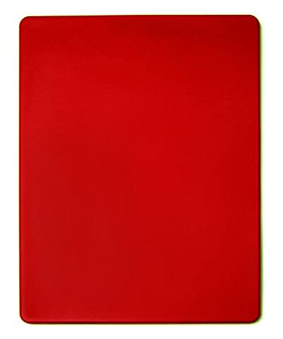 Architec The Gripper Cutting Board, 8 by 11-Inch, Red by Architec