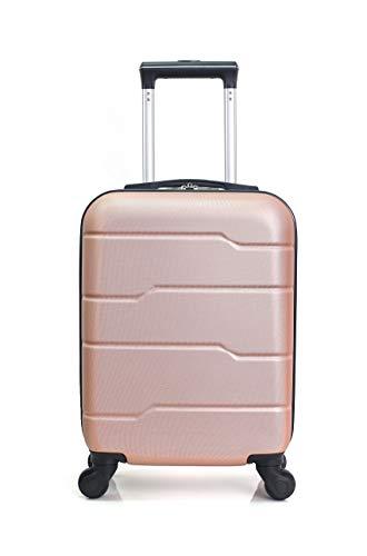 Hero Santiago-E Bagage Cabine, 49 cm, 31 litres, Golden Pink