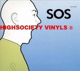 SOS (the sound of silence, 4 versions, 2003, Simon & Garfunkel-cover version) [Vinyl Single]
