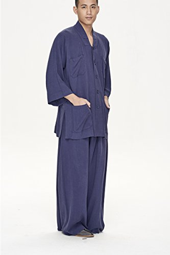ZanYing -  Abito  - Uomo Blue