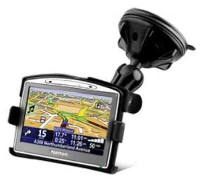 SUPPORTO VENTOSA RAM-MOUNT compatibile con TomTom...