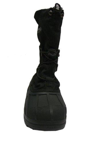 KAMIK Kinder Boots / Stiefel SOUTHFROS2 schwarz Schwarz