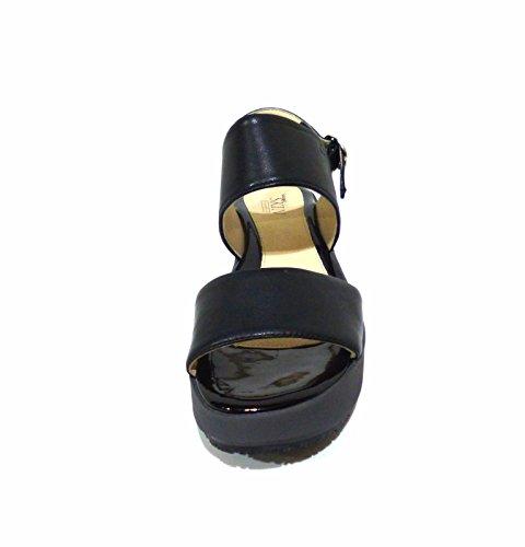 Stonefly 108400 Sandale Femme Noir