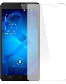 JAIFAON Premium 0.3mm Tempered Glass Screen Protector for Panasonic P81 ( Clear )