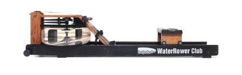 Water Rower Rudergerät Club Sport mit S4 Leistungsmonitor, 210x56x53 cm
