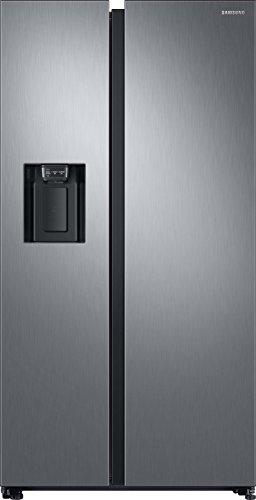 Samsung RS8000 RS6GN8331S9/EG Side-by-Side Kühlschrank/A++/389 kWh/Jahr/178 cm Höhe/407 L Kühlteil/210 L Gefrierteil/Silber/Space Max/Twin Cooling Plus