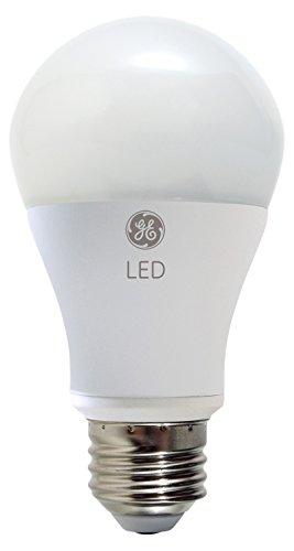 GE LIGHTING 92145LED 11(Ersatz), Gluehbirne 800-lumen A19Outdoor Leuchtmittel mit Medium Boden, weichem weiß, 1er Pack, Weiß (Soft White), Soft white (2700K) 10.5 120 volts -
